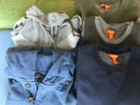 Tops, hoodie, sweater and pants for adult or boy