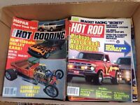 Hot Rod Magazine collection