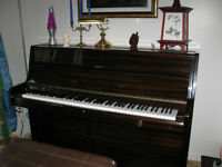Piano Samick d'appartement, parfaite condition