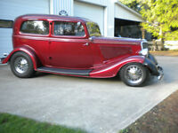 ESTATE SALE 1934 FORD STREET ROD