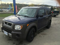 2003 Honda Element SUV, Crossover