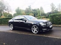 Mercedes c220 Amg sport .. Finance available