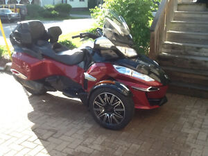 2015 spyder RT Special edition mint condition