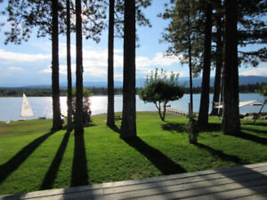 Wasa Lakefront Rental