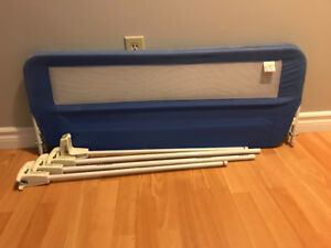 Toddler  bed rails