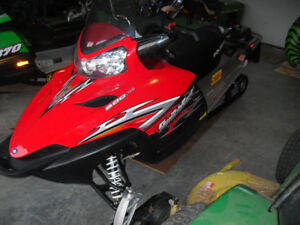 2007 Polaris Switchbach 600