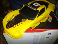 Selling a Corvette RC shell $10 or trade