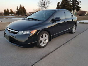 SOLD***2008 Honda Civic LX Sedan - ORIGINAL OWNER***
