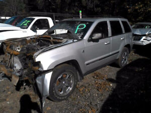 Jeep Grand Cherokee 2005 Parts Available (J02812)