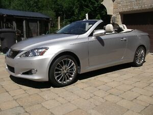2010 Lexus IS 250 Cabriolet