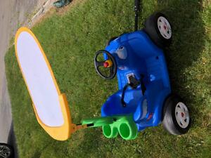 Little tikes roadster