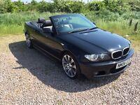BMW 318 MSport Convertible