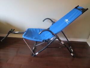 AB Lounge2, like new, rarely used clean, works great