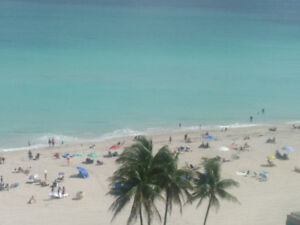 Hollywood Beach Towers - Ocean Front Apt. for $350. per night