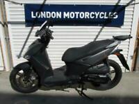 Kymco Agility 125 2014 9K miles, FSH, Reliable Big Wheeled Auto