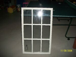 Single Front door glass frame