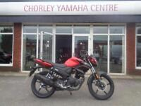 YAMAHA YS125 0% FINANCE AND LOW DEPOSIT!!!!! DELIVERY ARRANGED