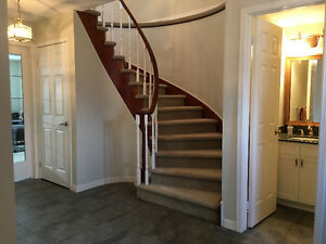 3+1 bedroom house for rent in Unionville/Markham