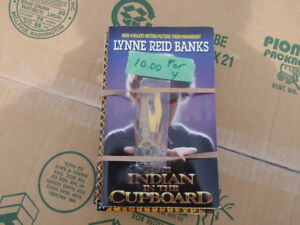 Indian in the Cupboard Set of 4