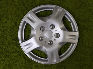 4 pc Hub Cap NEW !!!!! Silver 15""