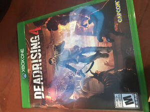 Selling Dead rising 4