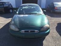 MERCURY SABLE GS 1999