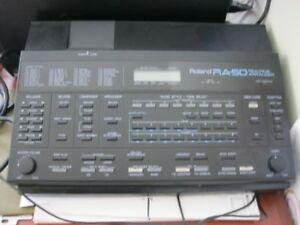 Real time arranger Roland RA-50