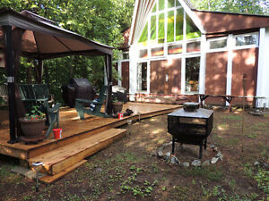 Book Now! .Cottage on Lac Notre Dame