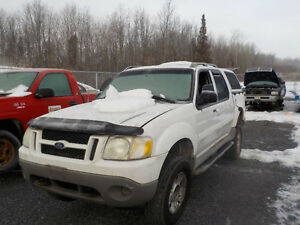 2003 Ford Explorer Now Available At Kenny U-Pull Cornwall