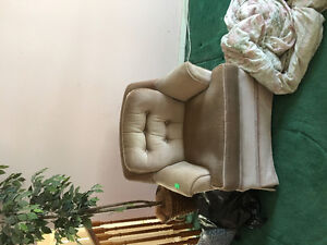 Living room chairs for sale $10.00 each