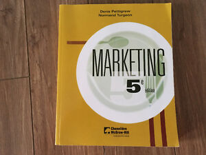 Marketing 5e édition