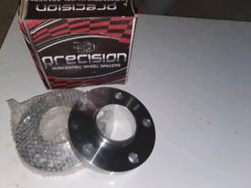 Precision 20mm wheel spacers
