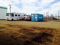 RV/Boat/Vehicle Storage available in the centre of Medicine Hat