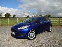 2014/64 Ford Fiesta 1.0 ( 125ps ) EcoBoost ( s/s ) Titanium
