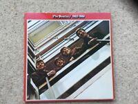 The Beatles Red Album 1962-1966