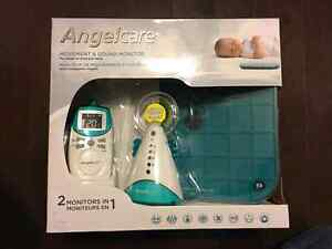 Angelcare Baby Movement and Sound Monitor Brand New