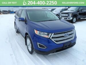 2015 Ford Edge SELAwd Leather Moonroof Navigation