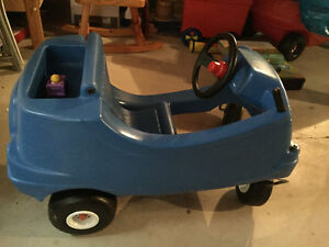 Little people music toy car with storage Kitchener / Waterloo Kitchener Area image 5