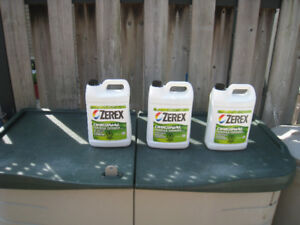 Zerex Antifreeze for cars with Copper and Brass Radiators