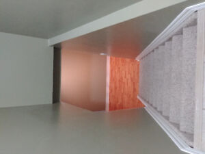 AVAILABLE  BASEMENT RENTAL IN FIRST AUGUEST $1300 with utilities