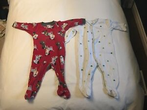 Carters 9 month Sleepers.