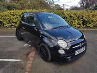 2008/58 Fiat 500 1.2 SPORT Black Edition Full Service History P/X welcome