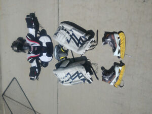 Warrior Goalie Pads | Kijiji in Alberta  - Buy, Sell & Save with