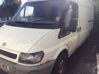 FORD TRANSIT 2.4 D NOW SOLD