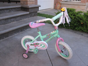 Girl's 12 inch Bicycle