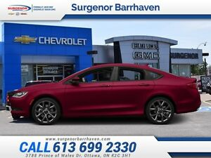 2015 Chrysler 200 Limited  - Leather Seats -  Bluetooth -  Heate