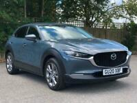 2020 Mazda CX-30 2.0 Skyactiv-G MHEV GT Sport Tech 5dr HATCHBACK Petrol Manual