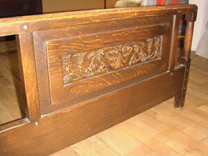 KRUG DRESSER AND SINGLE BED Kitchener / Waterloo Kitchener Area image 6