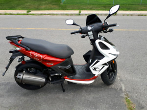 Kymco 50cc good condition
