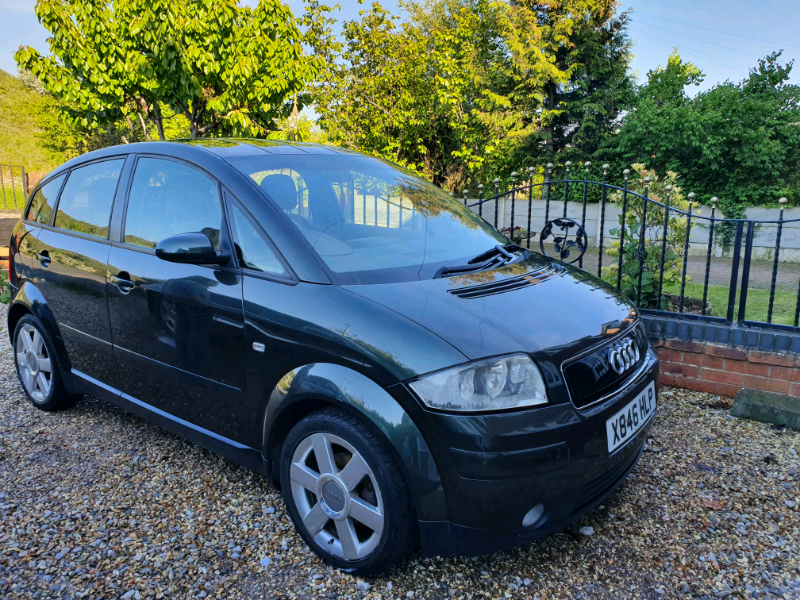 Audi A2 2000   in Middlewich, Cheshire   Gumtree